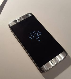 Samsung Galaxy S7 Edge , Unlocked for All Company Carrier, Excellent Condition like New . for Sale in Springfield, VA