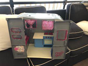 RV camper for OG girl dolls for Sale in Trabuco Canyon, CA