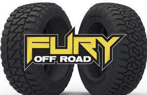 FURY TIRES IN STOCK All Sizes Available Call Us Today For Lowest Prices in Market for Sale in La Habra Heights, CA