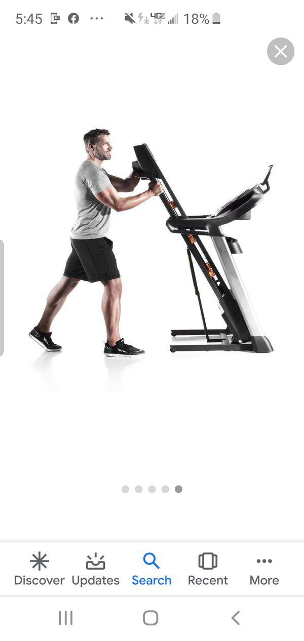 Nordic Track C 1650 Treadmill
