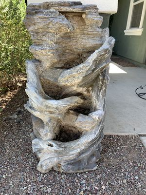 Outdoor Fountain for Sale in Gilbert, AZ