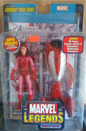 Marvel Legends Scarlet witch for Sale in San Antonio, TX