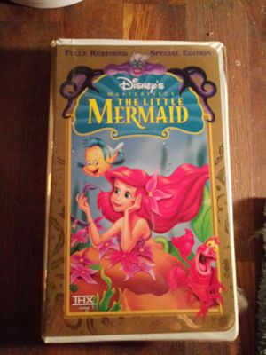 Rare disney little mirmaid masterpiece for Sale in Martinsburg, WV