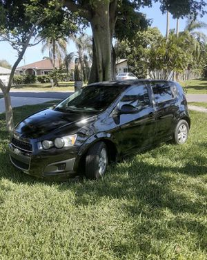 2012 Chevy Sonic, manual transmission for Sale in Lake Worth, FL