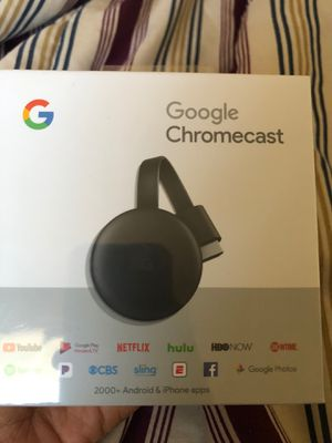 Google chromecast for Sale in Smyrna, DE