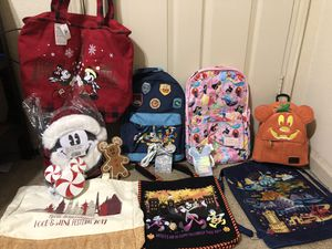 lots of disney items. SEE LISTING FOR PRICES for Sale in Tallahassee, FL