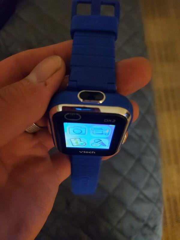 Vtech D2 Video/Camera Watch
