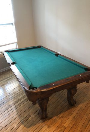 Pool table for Sale in Tampa, FL
