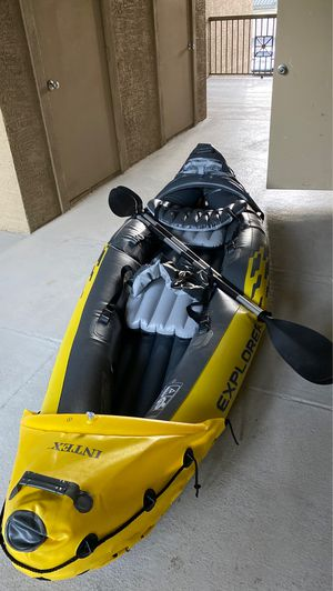Inflatable two person kayak for Sale in Austin, TX