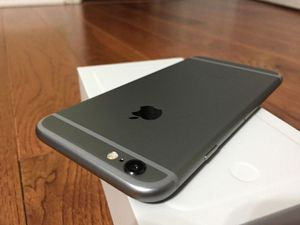 iPhone 6 16GB factory unlocked,,, 30 days warranty. for Sale in Silver Spring, MD