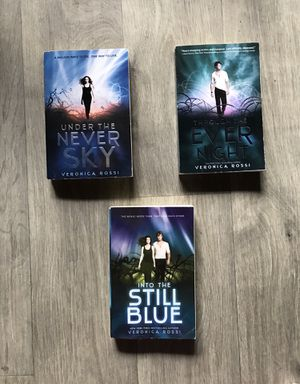 Under the Never Sky Trilogy books serie for Sale in Southwest Ranches, FL