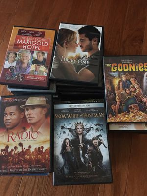 Bulk of movies for Sale in Rockville, MD