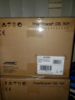 "BOSE DS 16F SPEAKER ""NEW"" for Sale in Los Angeles, CA"
