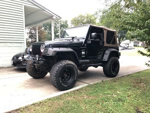 2000 Jeep Wrangler sport for Sale in Grove City, OH