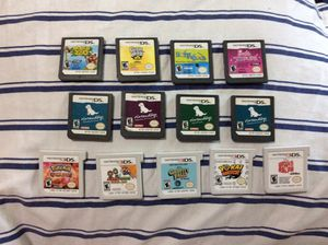DS GAMES for Sale in Fresno, CA