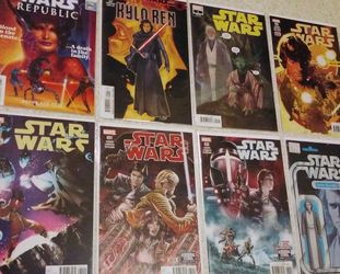 Star Wars Comic Lot for Sale in Yakima,  WA