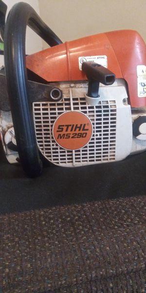 Stihl MS 290 chainsaw for Sale in Decatur, GA