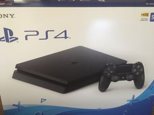 PS4 new never played for Sale in Greenville, NC