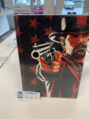 Red Dead Redemption 2 Collector's edition Guide book for Sale in Lake Stevens, WA