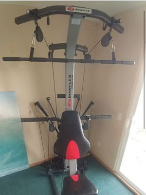 Bow flex x in home gym for Sale in Bellevue, WA