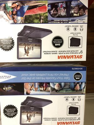 Sylvania portable DVD player for Sale in San Diego, CA