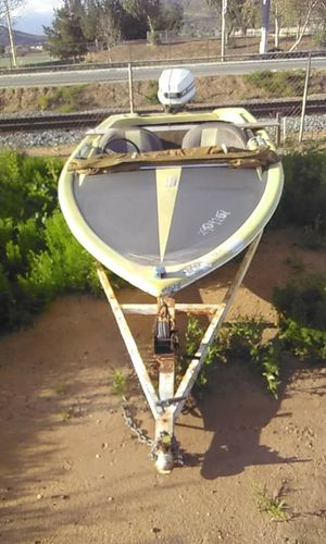 Two boats with trailer trade or sell offers for Sale in Riverside, CA