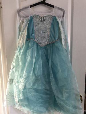 Elsa (frozen) dress from Disney Store for Sale in Allentown, PA