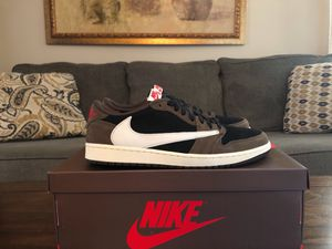 Nike air Jordan 1 Travis Scott low for Sale in Bowie, MD