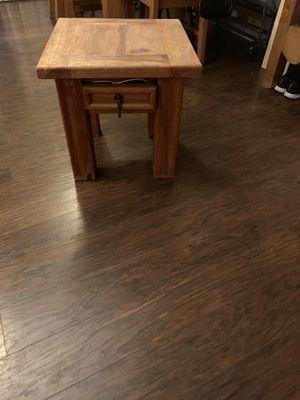 Corner table for Sale in Burlingame, CA