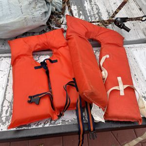 Vintage 70s And 80s Life Jackets for Sale in Westminster, CA