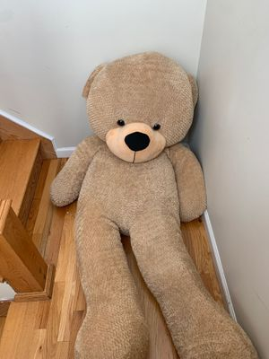 Giant teddy bear for Sale in West Islip, NY