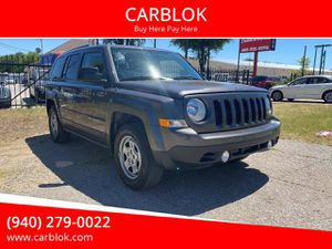 2015 Jeep Patriot for Sale in Lewisville, TX