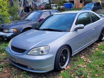 2002 Honda Civic EX for Sale in Auburn,  WA