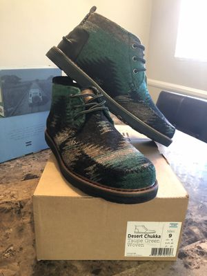 Toms size 9 for men for Sale in Garden Grove, CA