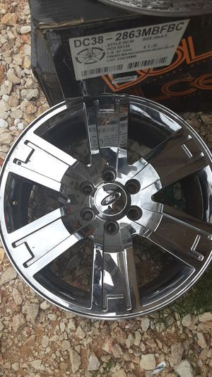 Ford factory 20 rim's all four best offer. for Sale in Austin, TX