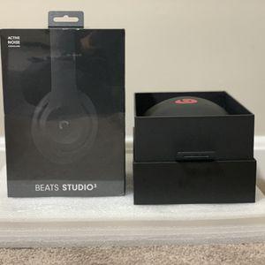 Beats Studio3 Wireless Noise Canceling Headphones for Sale in Herndon, VA