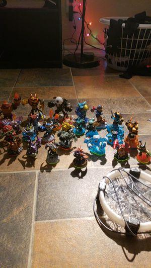 Skylanders for Wii and portals for Sale in Frostproof, FL