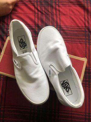 White Van Slip Ons for Sale in Salinas, CA