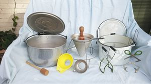 Assorted Vintage Canning supplies for Sale in Tampa, FL