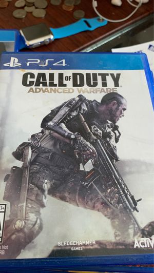 Call of Duty Advanced Warfare PS4 FREE DELIVERY for Sale in San Diego, CA