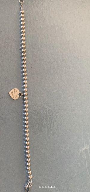 Tiffany and co Blue Enamel Bead Bracelet for Sale in Pasadena, CA
