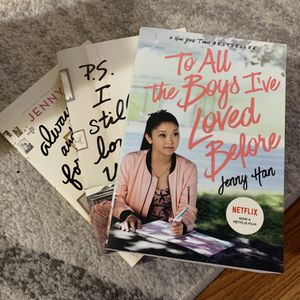 To All The Boys Ive Loved Before Series for Sale in Alameda, CA