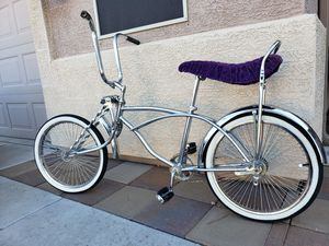 "20"" Lowrider collection lowrider bike for Sale in Tolleson, AZ"