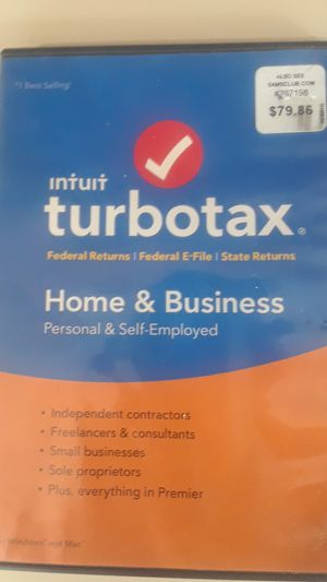 2016 TurboTax [home&business] for Sale in Raleigh, NC