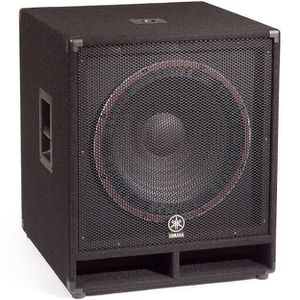 Yamaha SW118V 18in Pro Audio Passive Subwoofer for Sale in Unionville, NC