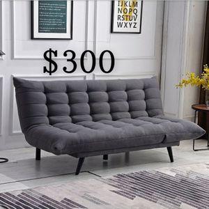 DARK GRAY FUTON SOFA BED for Sale in Artesia, CA