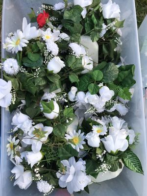 Huge lot of faux greenery and flowers | crafts, weddings and projects! for Sale in Gig Harbor, WA