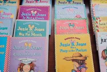 Junie B. Jones Books Bundle for Sale in Burien,  WA