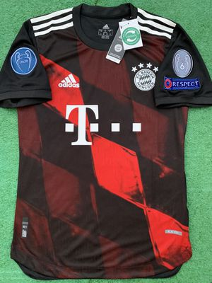 2020/21 Bayern Munich 3rd kit soccer jersey for Sale in Raleigh, NC