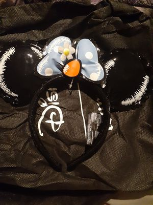 Disney minnie mouse ears loungefly for Sale in Rialto, CA